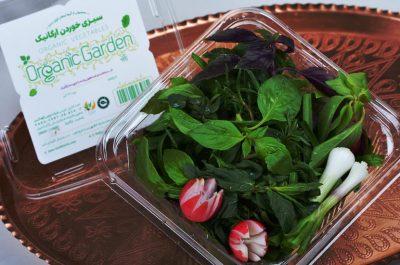 فروش سبزی خوردن ارگانیک