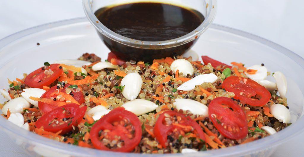 سالاد کینوا (Quinoa)